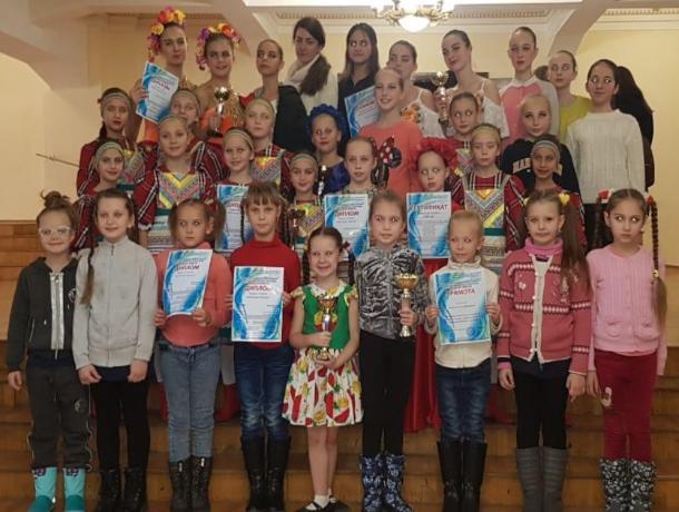 Волгодонский театр танца «Империя» занял 11 призовых мест на двух Международных конкурсах
