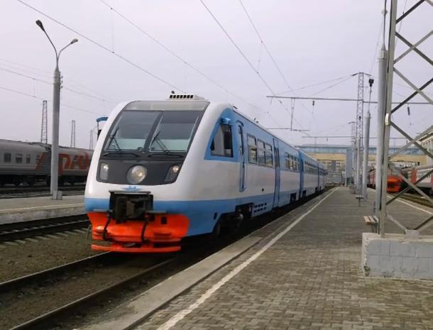 Электрички из Волгодонска до Ростова отменят на несколько дней