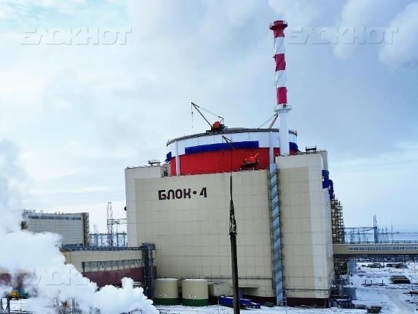 На Ростовской АЭС завершили планово-предупредительный ремонт энергоблока №4