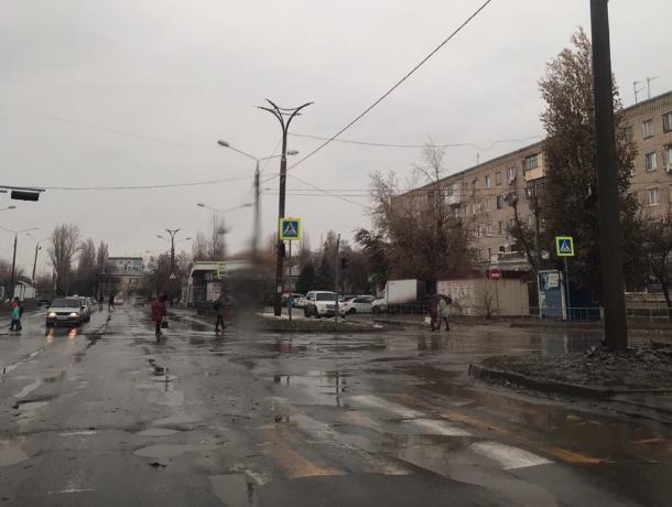 Дождь и сильный ветер ожидают волгодонцев в субботу
