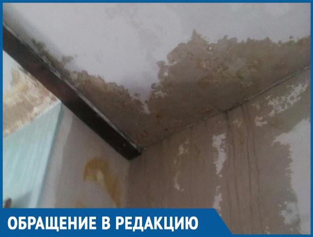 Почему у нас так, пока не случится беда, никто не реагирует, - жительница Волгодонска о затопленной квартире