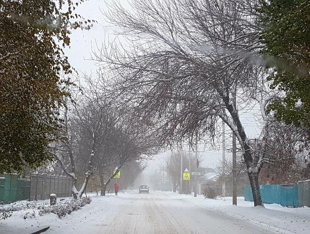 Легкий ветер и мороз ожидают волгодонцев в среду