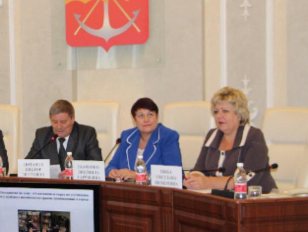 Оценку «5» получил город Волгодонск за работу по улучшению жизни ветеранов и пожилых людей