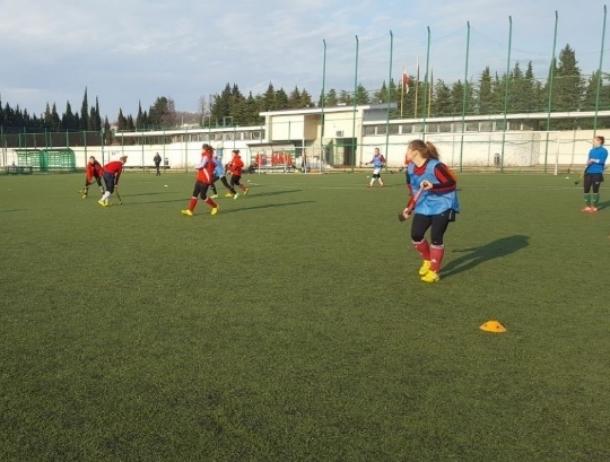 Волгодонский Хоккейный Клуб «Дончанка» набирает силы перед Кубком России по хоккею на траве