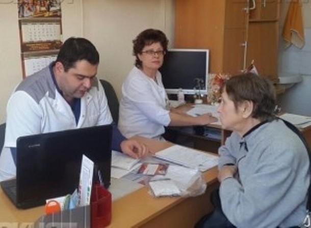 Специалисты-кардиологи центра им. Бакулева за  2 дня проконсультировали 175 волгодонцев