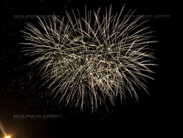 Стало известно, сколько потратят на праздничный фейерверк в честь Дня города