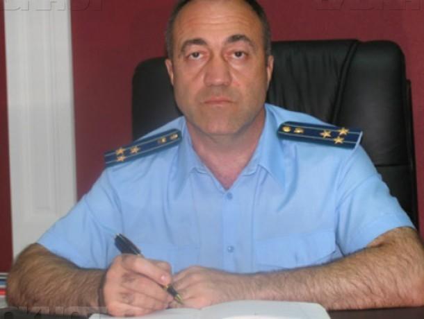 Руководитель следственного управления Ростовской области проведет личный прием граждан в Волгодонске