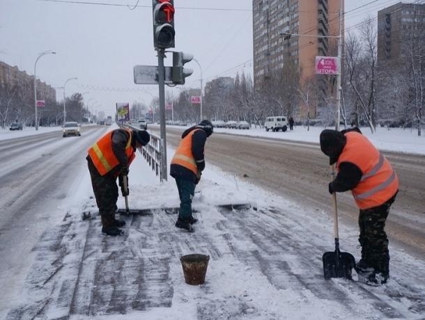 30 миллионов рублей готова выделить Администрация Волгодонска на содержание дорог в будущем году