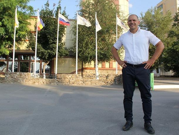 ФОК РоАЭС является любимым местом в Волгодонске для депутата Виталия Цуканова