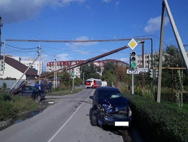 В Волгодонске разыскиваются свидетели серьезного ДТП с пострадавшими