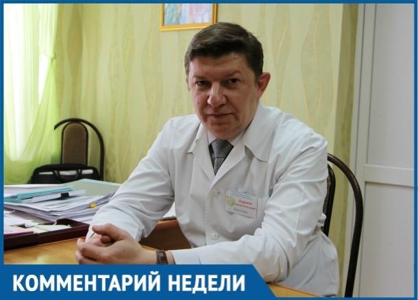 Сезонная заболеваемость среди детей идет на спад,- Сергей Ладанов