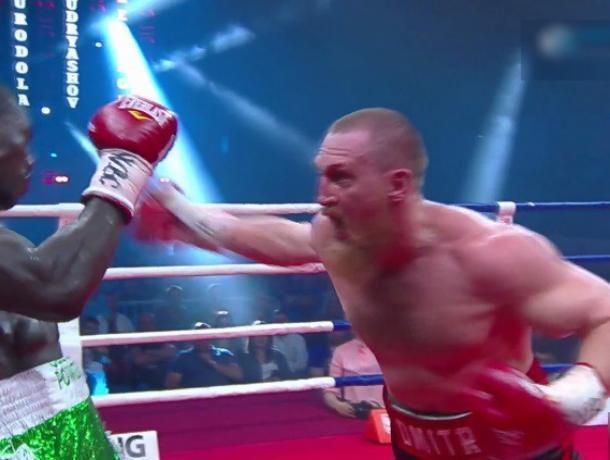 Дортикос нокаутировал Кудряшова вовтором раунде