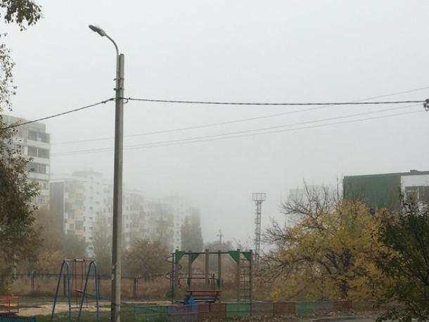 Плюсовая температура воздуха и туман ожидаются в Волгодонске в середине недели