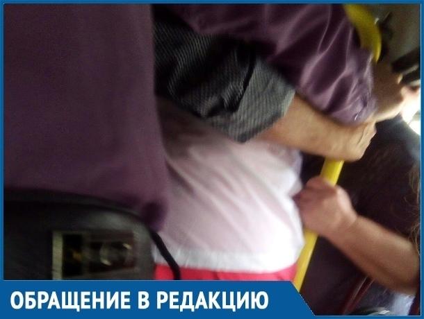 «Как селёдка в бочке»: Участник торжеств 9 мая в Волгодонске рассказал о толкотне в общественном транспорте