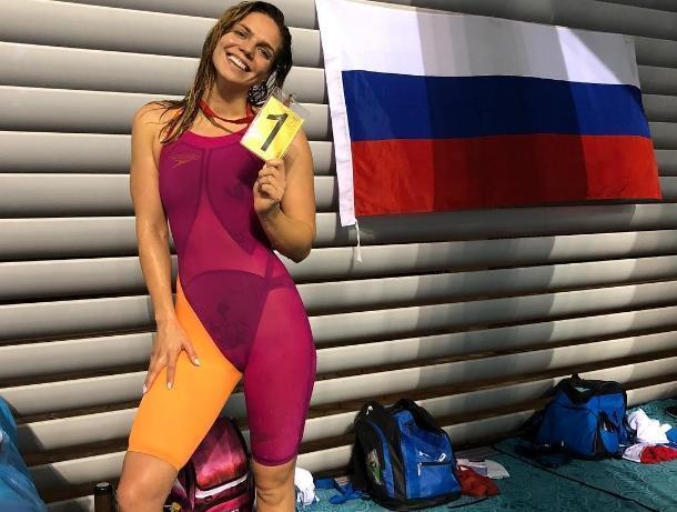 Юлия Ефимова одержала победу в первый день сингапурского этапа Кубка мира