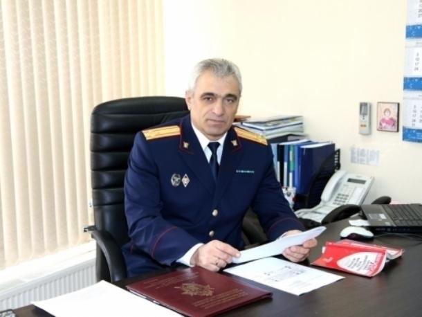 Волгодонцы смогут обсудить все необходимые вопросы с  заместителем руководителя следственного управления Следственного комитета РФ