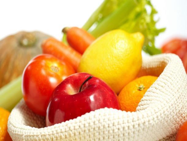 За месяц в Волгодонске снизились цены на овощи и фрукты