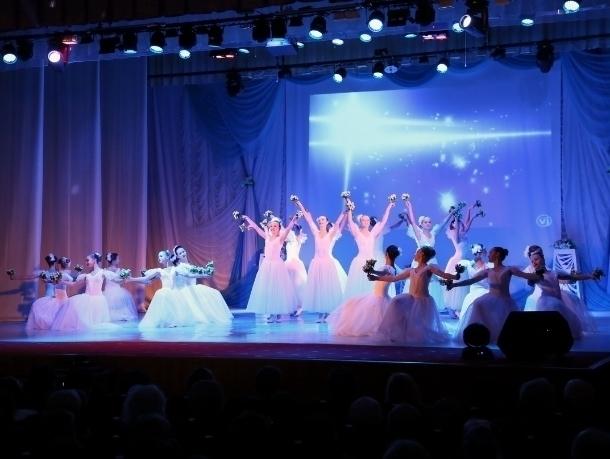 Инвалидам Волгодонска с помощью концерта подарили минуты радости и хорошего настроения