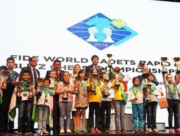 Юные шахматистки из Волгодонска вошли в число лучших на чемпионате мира по шахматам