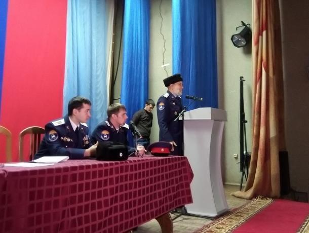 В ряды казачьей организации «Донцы» за 2018 год вступило 118 человек