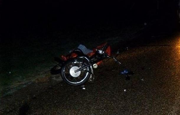 Фургон сбил несовершеннолетнего мотоциклиста вЦимлянске