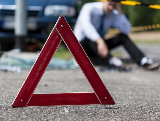 За месяц в Волгодонске три человека погибли в ДТП, а десять пострадали