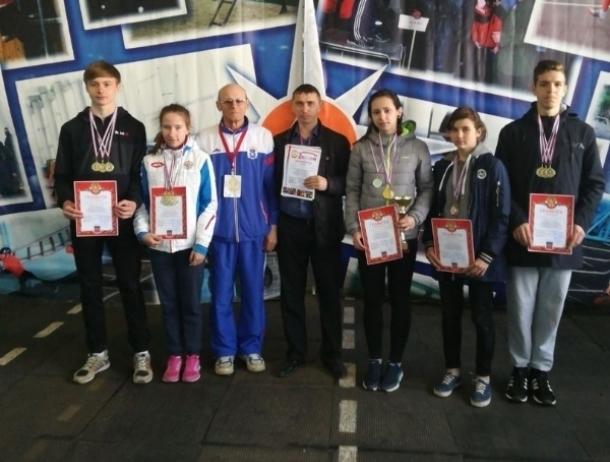 Спортсмены Астаны завоевали 16 наград начемпионате Казахстана поплаванию