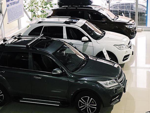 Новые и с пробегом от 299 900 тысяч рублей: «Регион Моторс» даст возможность определиться с выбором каждому