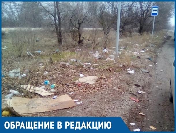 Волгодонцы настаивают на срочном проведении субботника в районе ВПАТП