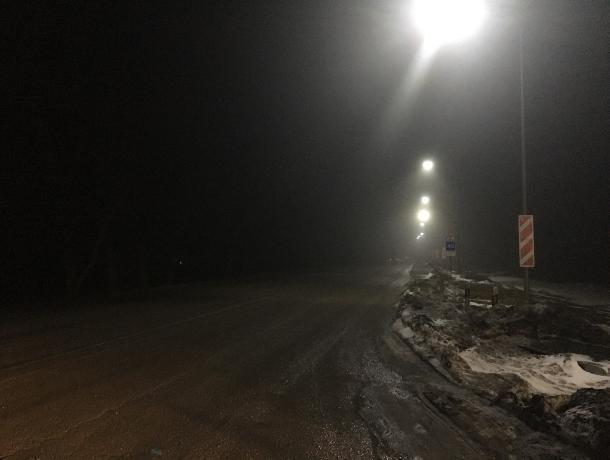 Сильный туман и ремонт трассы Ростов-Волгодонск стали настоящим испытанием для автомобилистов
