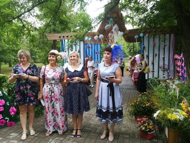 Подведены итоги 45 выставки ландшафтного дизайна «Волгодонск - город цветов»