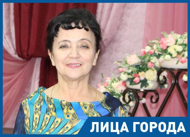 Голос Надежды Персияновой знает весь Волгодонск