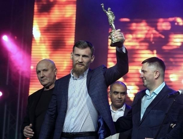 Волгодонец Дмитрий Кудряшов стал обладателем «спортивного Оскара» за лучший бой года