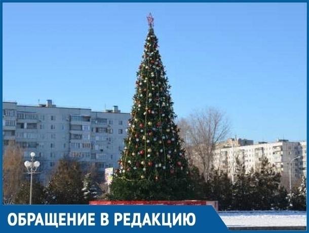 Стала известна дата установки и украшения главных новогодних елок в Волгодонске
