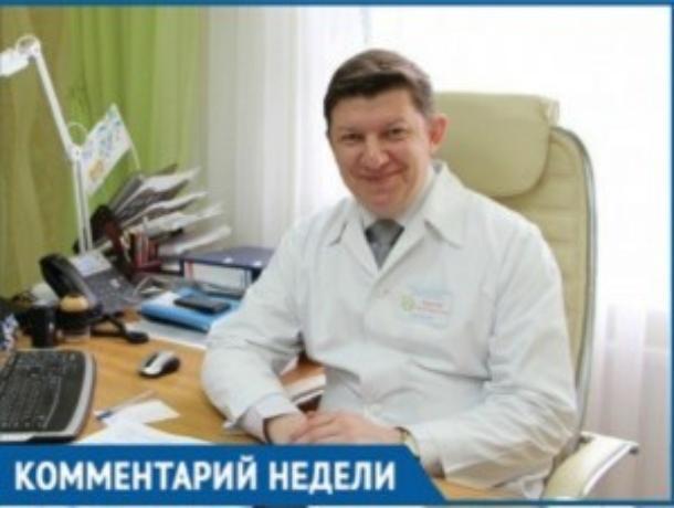 Сентябрь - самый благоприятный месяц для вакцинации против гриппа, - Сергей Ладанов