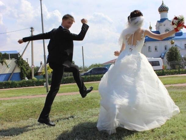 Ради красивой свадебной даты волгодонцы готовы жениться в будний день