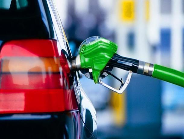 Цены на бензин в Волгодонске остаются неизменными