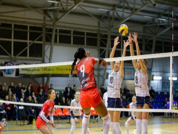 Волгодонский волейбольный клуб «Импульс» вновь проиграл всухую «Тулице»
