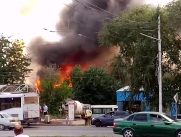 В Волгодонске продают сгоревшую автошколу, от которой пошло название «пятый» на Шлюзах