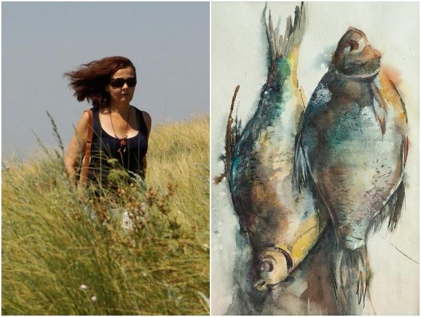 «Донская рыба» художницы из Волгодонска отправится на Международный биеннале