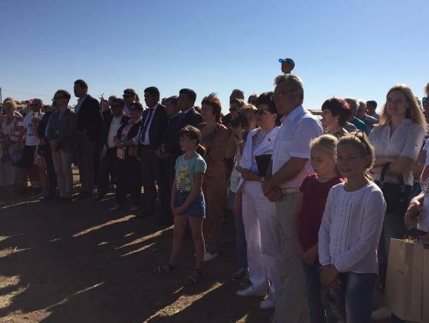 Гости из Болгарии и Венгрии посетили фестиваль «Шелковый путь» в Волгодонске