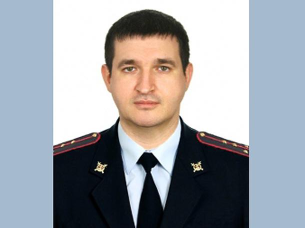 Полицейский изКрасного Сулина поборется зазвание «Народный участковый-2016»
