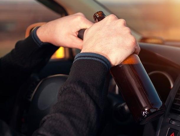 Два пьяных водителя за пять дней были пойманы сотрудниками ГИБДД Волгодонска