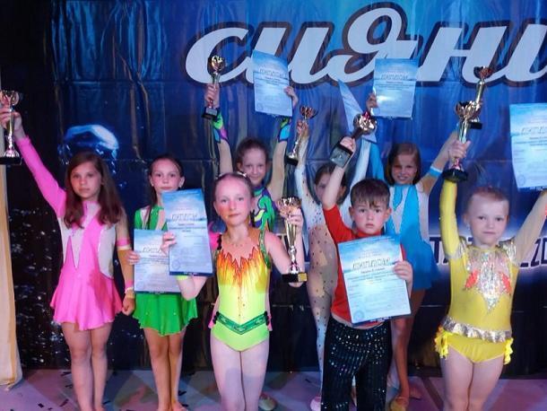 Юные циркачи из Волгодонска показали свой профессионализм на международном конкурсе-фестивале
