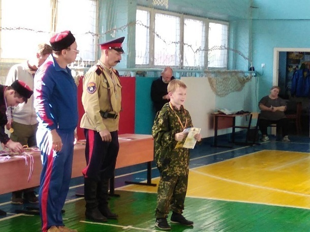 Казаки  Волгодонска достойно выступили на ратных состязаниях по казачьим боевым искусствам