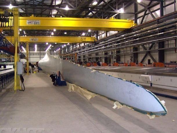 В Волгодонске появится 300 новых рабочих мест на предприятии по выпуску ветроустановок