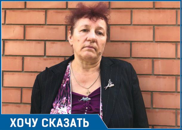 5 месяцев волгодончанка Елена Тищенко пытается добиться своей зарплаты