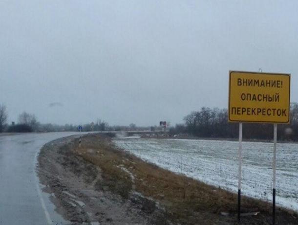 Автомобилист пригрозил собрать «кучу» видео об авариях из-за смены движения на «штанах» при въезде в Волгодонск
