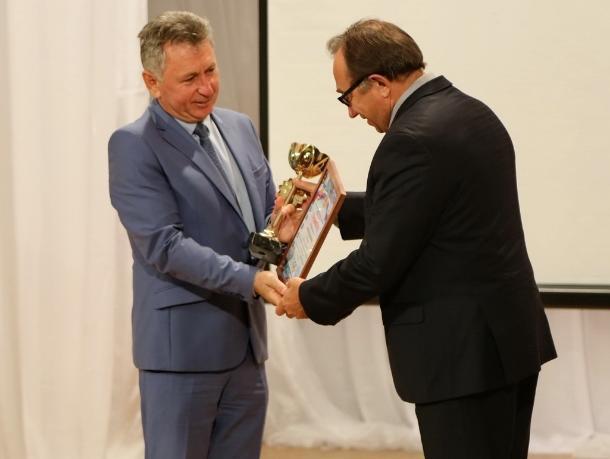 Победители волгодонской Спартакиады трудящихся получили грамоты и кубки