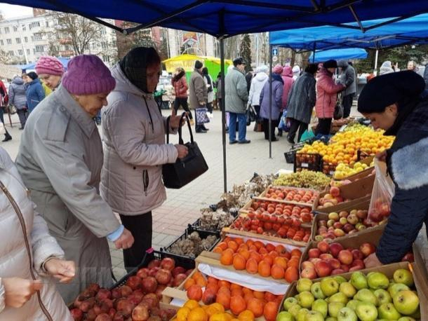 В ближайшие выходные площадь Победы в Волгодонске будет усыпана изобилием продуктов и сувениров